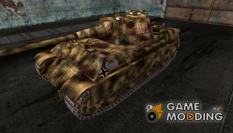 PzKpfw V Panther II Renatu6ka for World of Tanks