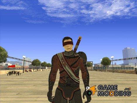 Kenshi MK9 for GTA San Andreas