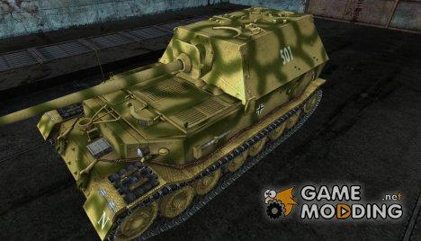 Шкурка для Ferdinand для World of Tanks