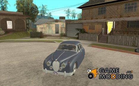 Jaguar MK2 1959-1967 для GTA San Andreas