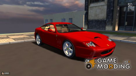 Ferrari 575M Maranello for Mafia: The City of Lost Heaven