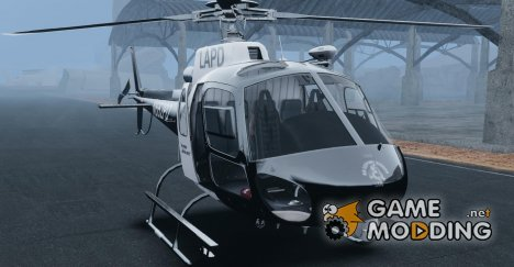 Eurocopter AS350 Ecureuil (Squirrel) для GTA 4