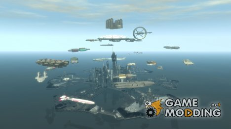Звездные врата - Атлантида for GTA 4