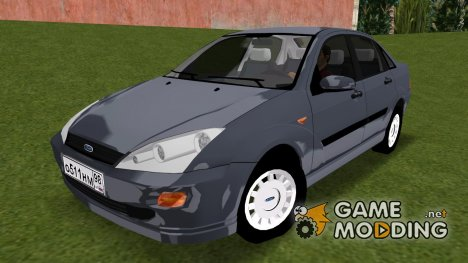 Ford Focus Sedan 1996 для GTA Vice City