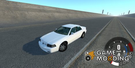 Lemanja LX для BeamNG.Drive