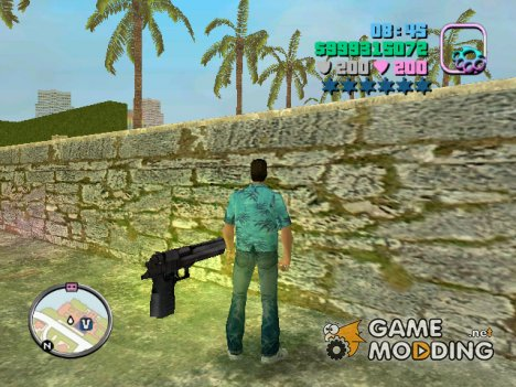 Desert Eagle for GTA Vice City