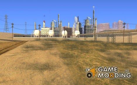 HQ Country N2 Desert for GTA San Andreas