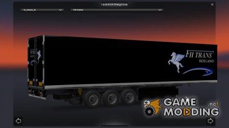 Прицеп FH Transe для Euro Truck Simulator 2