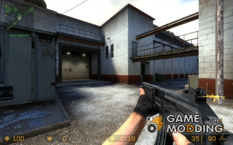 Micro Galil for Counter-Strike Source