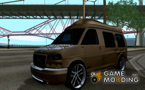 GMC Savana for GTA San Andreas