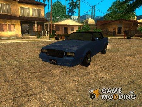 Faction из GTA IV for GTA San Andreas