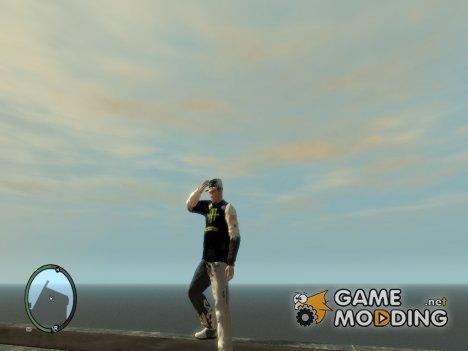Спортивный костюм Кен Блока для GTA 4