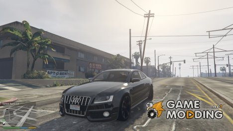 Audi S5 Stock FINAL for GTA 5