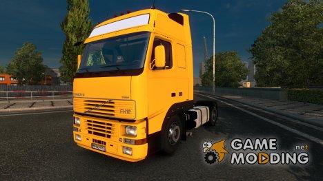 Volvo FH12 v 1.5 для Euro Truck Simulator 2