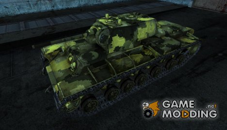 Шкурка для КВ-220 для World of Tanks