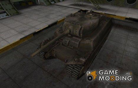 Шкурка для американского танка M6 для World of Tanks