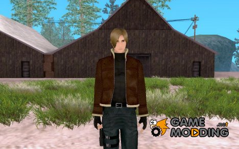 Леон Кеннеди for GTA San Andreas