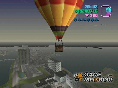 Летать выше для GTA Vice City