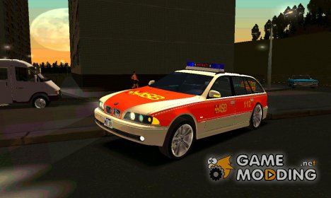 BMW 525i Ambulance for GTA San Andreas