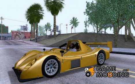 Radical SR3 RS 2009 for GTA San Andreas