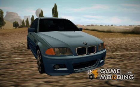 BMW M3 E46 Sedan for GTA San Andreas
