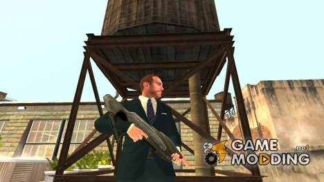 Particle Rifle для GTA 4