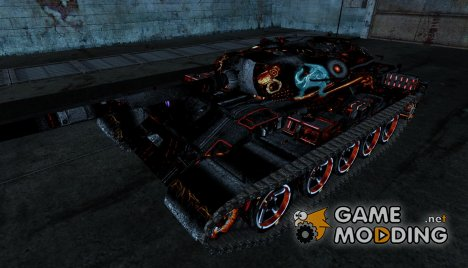 T-54 DUSTAS for World of Tanks