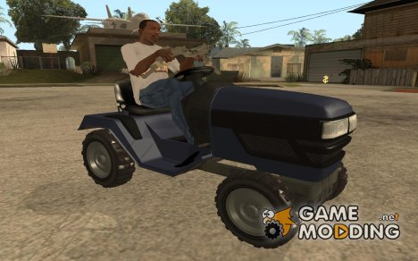 GTA V Mower for GTA San Andreas