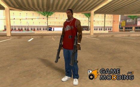 KSG12 из CS:Online for GTA San Andreas