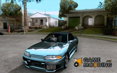 Nissan Skyline GT-R R32 1993 Tunable for GTA San Andreas