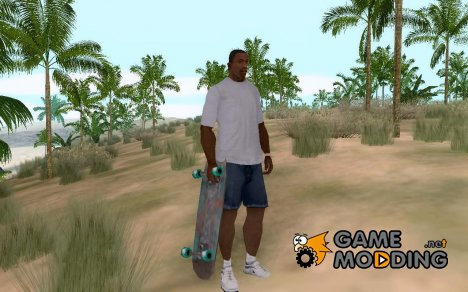Skateboard for GTA San Andreas