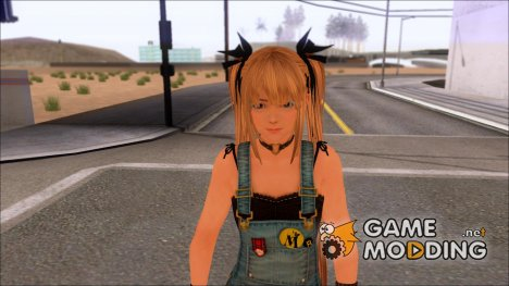 Dead Or Alive 5U - Marie Rose Overall's для GTA San Andreas