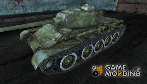 Т-44 Goga1111 для World of Tanks