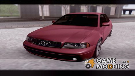 Audi A4 2000 for GTA San Andreas