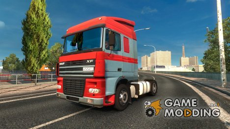 DAF XF 95 for Euro Truck Simulator 2