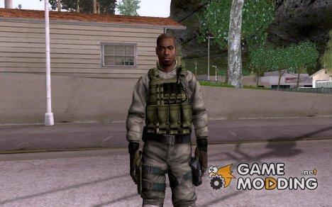 Josh Stone для GTA San Andreas
