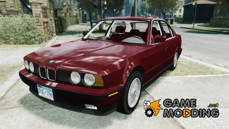 BMW 535i E34 v3.0 for GTA 4