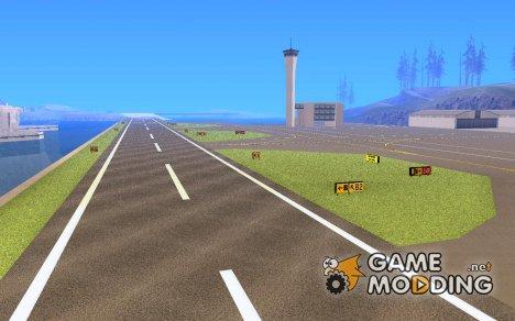 New Airport San Fierro для GTA San Andreas