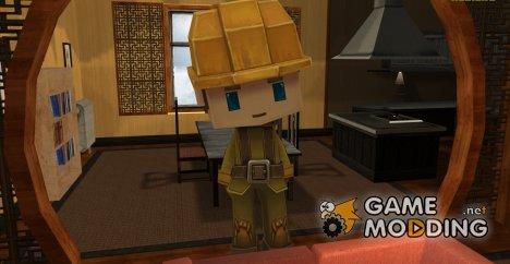 """Копатель из одноимённой игры """"Копатель Онлайн"""" для GTA San Andreas"""