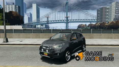 Hyundai iX35 2010 Final для GTA 4