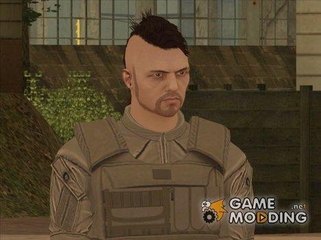 GTA Online Criminal Executive DLC for GTA San Andreas
