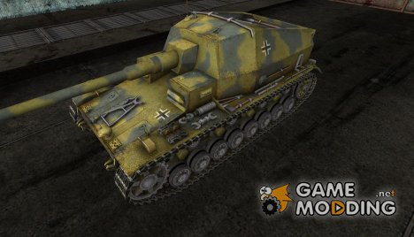 Шкурка для DickerMax for World of Tanks