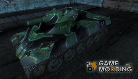 Шкурка для Lorraine 40t for World of Tanks