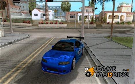 Mitsubishi Eclipse Tunning for GTA San Andreas
