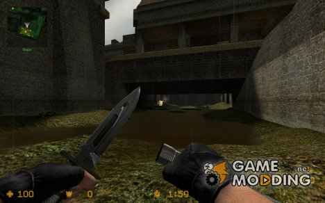 Dual M9 Probises для Counter-Strike Source