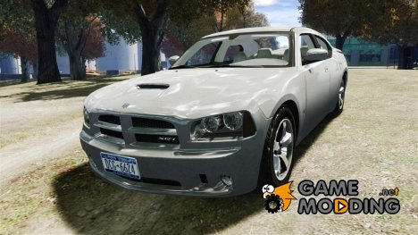 Dodge Charger 2007 SRT8 для GTA 4