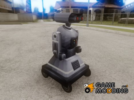 Domestobot for GTA San Andreas