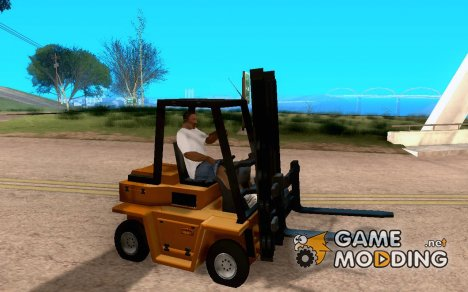 Forklift for GTA San Andreas
