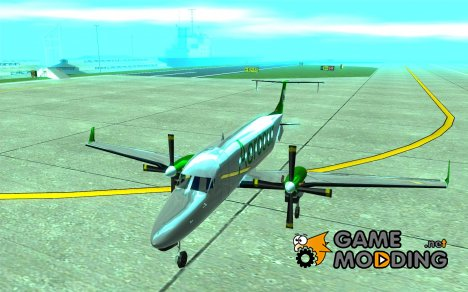 Beechcraft B1900D for GTA San Andreas