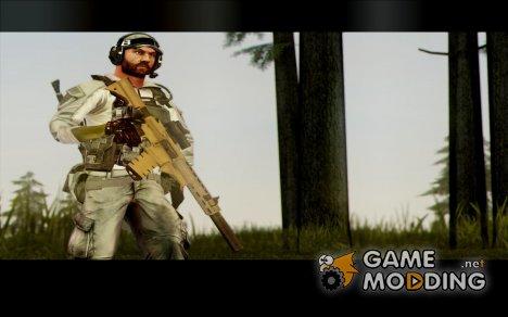 AR-15 for GTA San Andreas